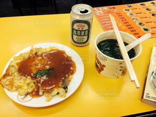 台湾,台北,士林夜市,牡蠣のオムレツ,美食街