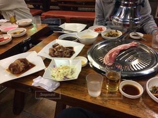 韓国,釜山,サムギョプサル,西面,豚カルビ