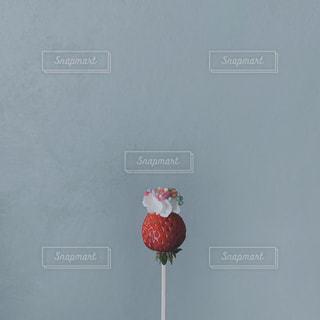 イチゴデザートの写真・画像素材[3019058]