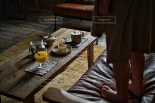おうちカフェの写真・画像素材[4318918]