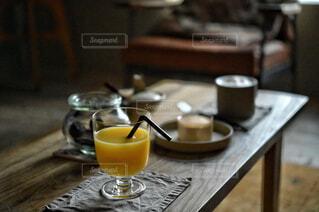 おうちカフェの写真・画像素材[4318924]