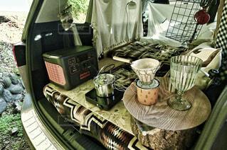 jackeryAce1500と車中泊してきましたの写真・画像素材[4347594]