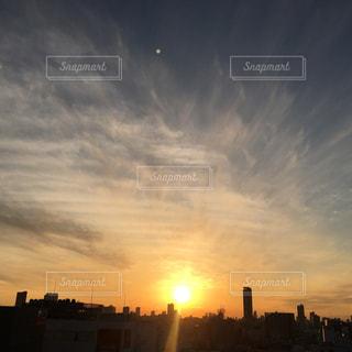 #空#夕日#夕日が好き#綺麗#空が好き