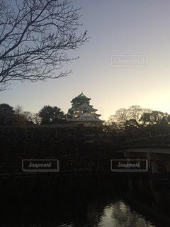 風景,大阪,大阪城