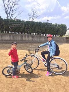 自転車,サイクリング,兄弟