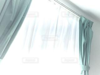 カーテンの写真・画像素材[385029]
