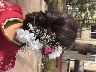 髪型の写真・画像素材[405256]