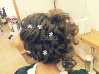 髪型の写真・画像素材[395602]