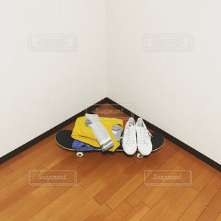 スケートボードの写真・画像素材[374924]