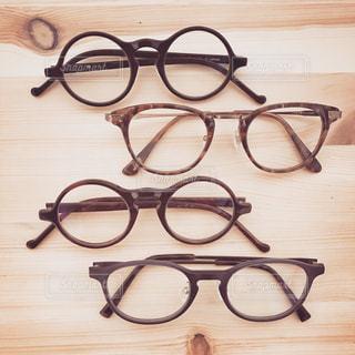 眼鏡の写真・画像素材[1349623]