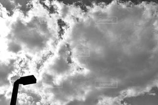 空の雲の写真・画像素材[2454316]