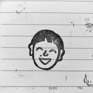 子どもの消しゴムハンコの写真・画像素材[2772574]
