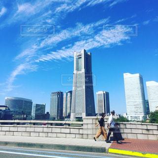 都市の人々 のグループの写真・画像素材[1524930]