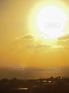 自然,風景,海,空,太陽,雲,夕暮れ,光,日の出,太陽フォト