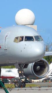 飛行機の写真・画像素材[571000]