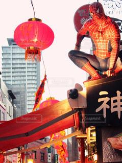 神戸元町南京町の写真・画像素材[1036854]