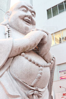 神戸元町南京町にある像の写真・画像素材[1036867]