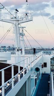 客船の写真・画像素材[1037825]