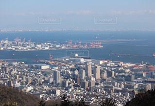 神戸の街の風景の写真・画像素材[1042940]