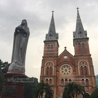 観光,ベトナム,海外旅行,ホーチミン,サイゴン大教会