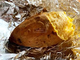 焼き芋の写真・画像素材[1828163]
