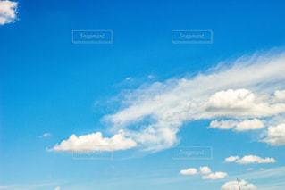 自然,空,秋,雲,青,龍,竜