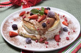 ケーキ,ウルワツアミーゴ,ティラミスパンケーキ