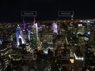 夜景,ニューヨーク,アメリカ,観光