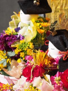 花,ひな祭り