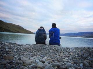 海外,旅行,友情,友達,ニュージーランド,ベストフレンド,ツーショット