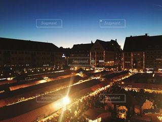 冬,夜,きれい,ヨーロッパ,イルミネーション,旅,クリスマス,ドイツ,クリスマスマーケット