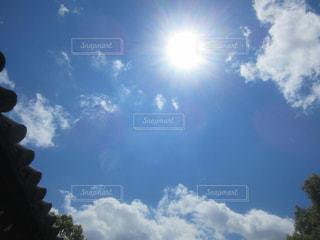 太陽の写真・画像素材[700251]
