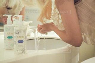 水で洗い流す必要はありません◎ - No.725670
