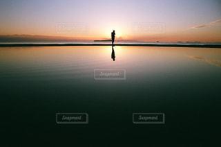 父母ヶ浜海岸にて。の写真・画像素材[956116]