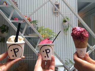 アイス,台湾,ピスタチオ,:p