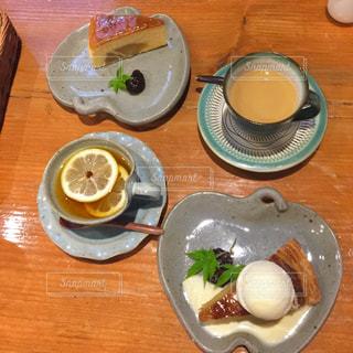 カフェ,福岡,アップルパイ,小石原焼,朝倉,茶菓房 林檎と葡萄の木,林檎のケーキ