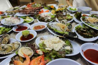 韓国,海鮮,韓国料理,내고향강원도,小鉢料理