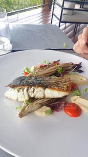 メインはお魚料理♩ - No.828002