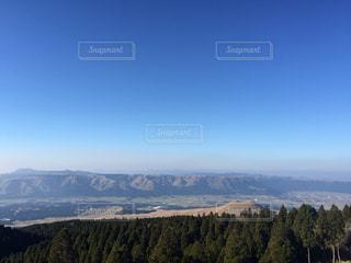 阿蘇の山々と米塚 - No.853461