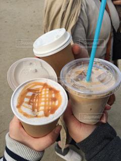コーヒーで乾杯! - No.927577