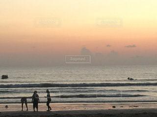 海,ビーチ,海岸,福津,休日,夏の終わり