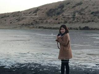 冬の草千里 - No.993052