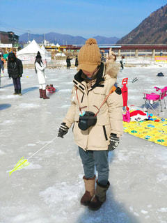 アウトドア,冬,旅行,韓国,休み,海外旅行,マス釣り,休日の過ごし方,ジャラ島