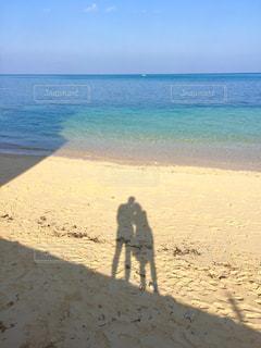 沖縄の海での写真・画像素材[1626026]