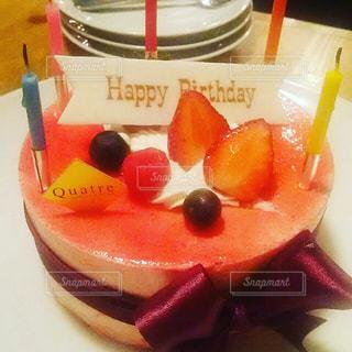 ケーキ,苺,誕生日,ハッピーバースデイ