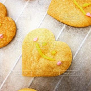 かわいい,ハート,笑顔,お菓子,クッキー,にっこり,ニコニコ