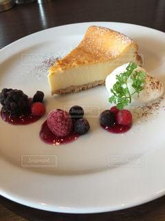カフェ,ケーキ,チーズケーキ,ケーキセット