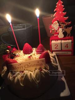 ケーキ,クリスマスケーキ,クリスマスイヴ,メリクリ