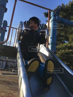 公園,散歩,子供,すべり台,休日,お出かけ