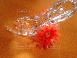 プレゼント,結婚指輪,ガラスの靴,ペアリング